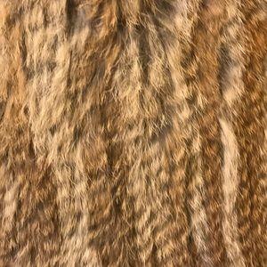 Jackets & Coats - Rabbit Fur Vest